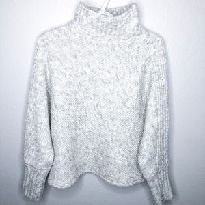 Max Studio London Crop Sweater
